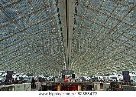 Paris - Charles De Gaulle Airport