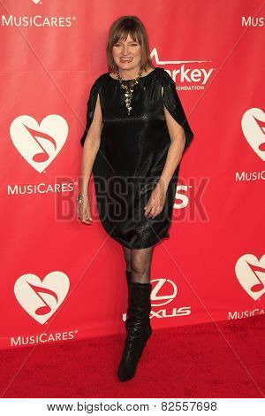 LOS ANGELES - FEB 6:  Christine Albert at the MusiCares 2015 Person Of The Year Gala at a Los Angeles Convention Center on February 6, 2015 in Los Angeles, CA