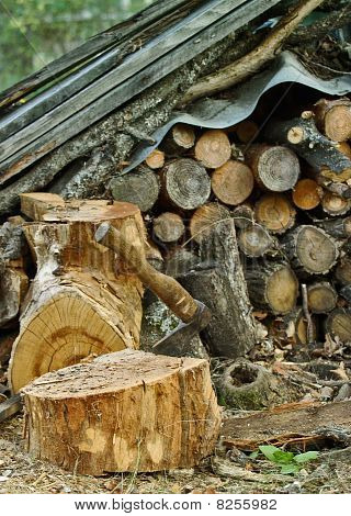Firewood to fuel the fire