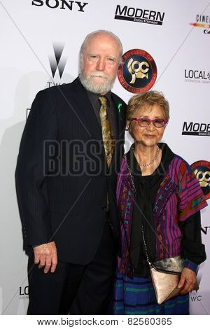 LOS ANGELES - FEB 8:  Scott WIlson at the 2015 Society Of Camera Operators Lifetime Achievement Awards at a Paramount Theater on February 8, 2015 in Los Angeles, CA