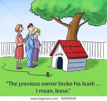 Broken Lease