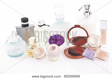 Perfumes And Makeup