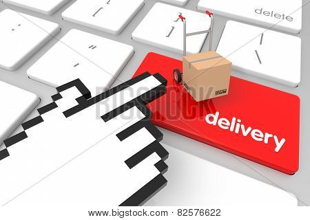 Delivery Enter Key