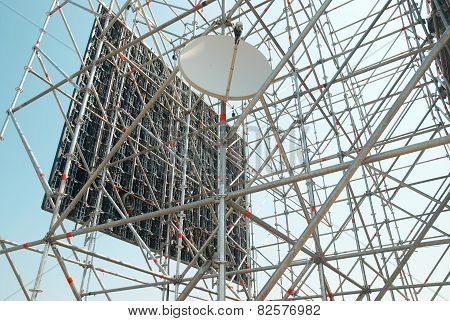 Construction Scaffold