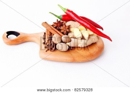all you need to have fun - herbs and spices