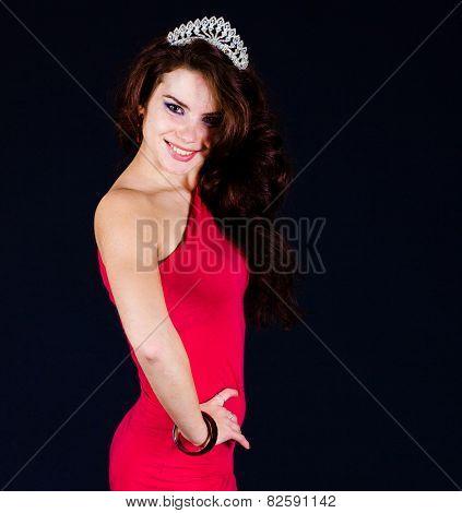 Princess Smiling Queen