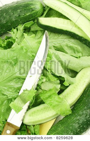 Cabbage And Cucumbers