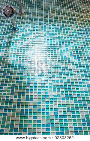 Detail Of Shower Room