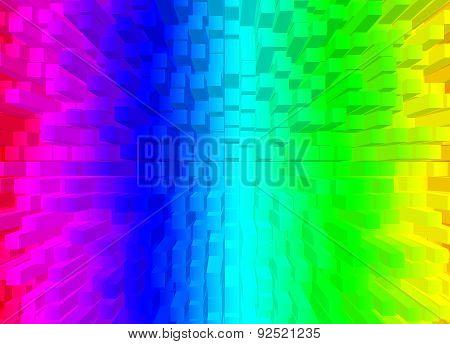 Square Rainbow