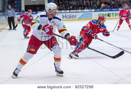 O. Vaanaanen (4) In Action