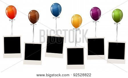 Old Photos With Balloons