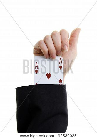 An Ace Up Your Sleeve