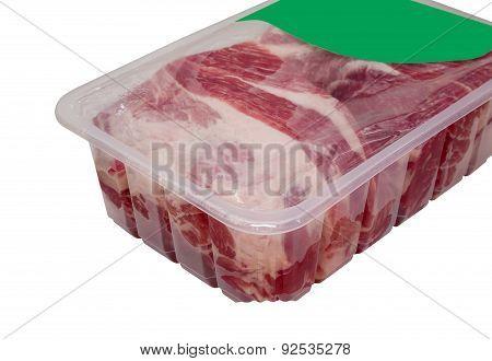 Vacuum Packaging For Meat