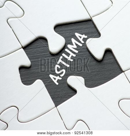 ASTHMA Puzzle
