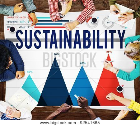 Sustainability Environmental Conservation Resource Concept
