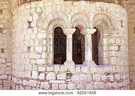 Saint Nicholas (santa Clause) Church In Demre, Turkey. It's An Ancient Byzantine Church