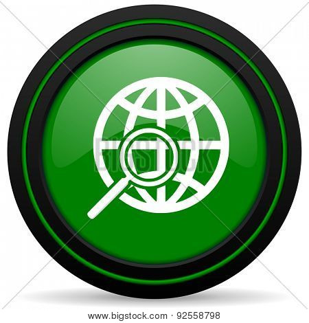 search green icon