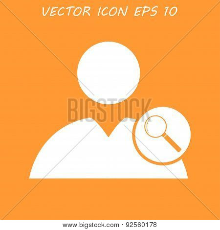 Magnifier - User Icon