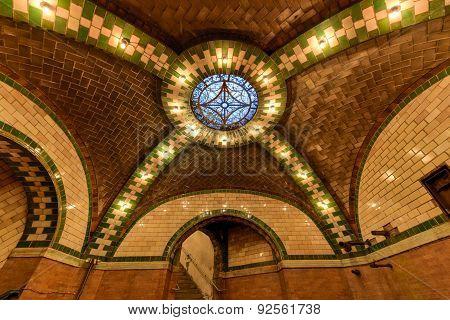 City Hall Station - New York City