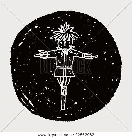Scarecrow Doodle
