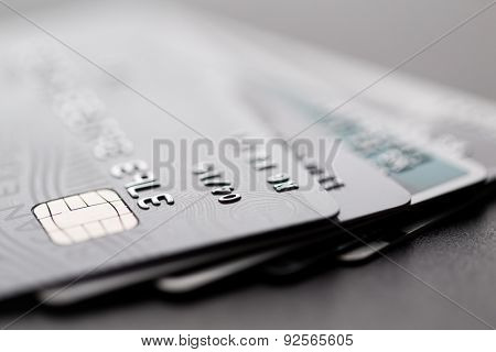 Group of credit card