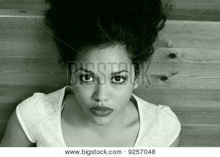 Charisma, A Face Portrait