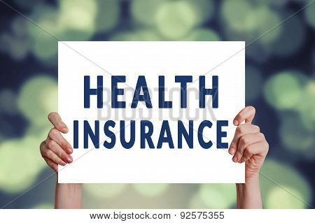 Health Incurance Card
