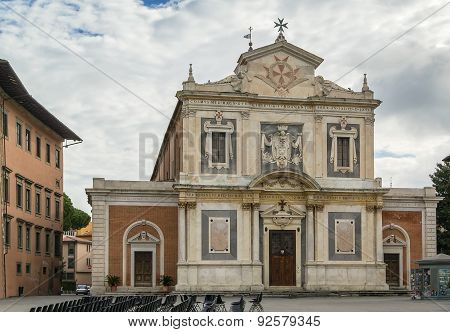Santo Stefano Dei Cavalieri, Pisa, Italy