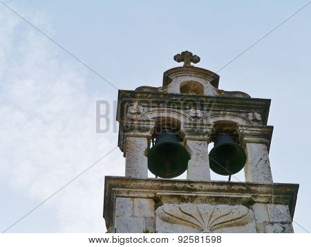 The bells of the Sv Roca in Stari Grad