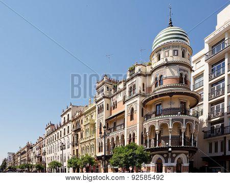 Avenida In Seville