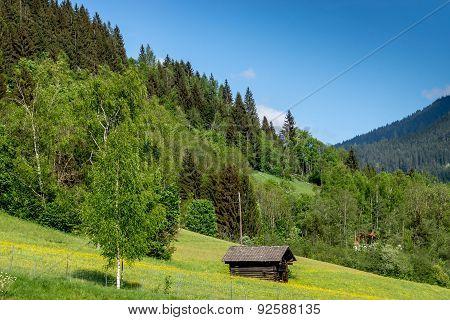 Turrach High, Carinthia, Austria