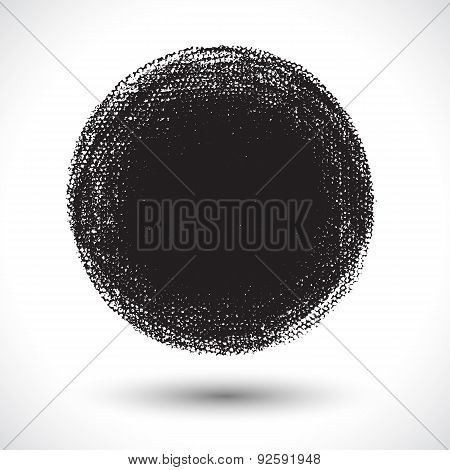 Vector Grunge Shape