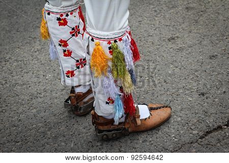 Traditional Dancing Shoes