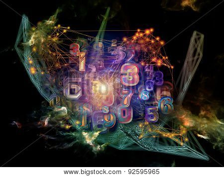 Computing Data Cloud