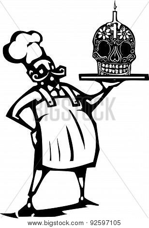 Day Of The Dead Chef