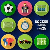 picture of substitutes  - Pack of symbols for association football - JPG