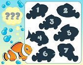 picture of riddles  - Fish riddle theme image 8  - JPG