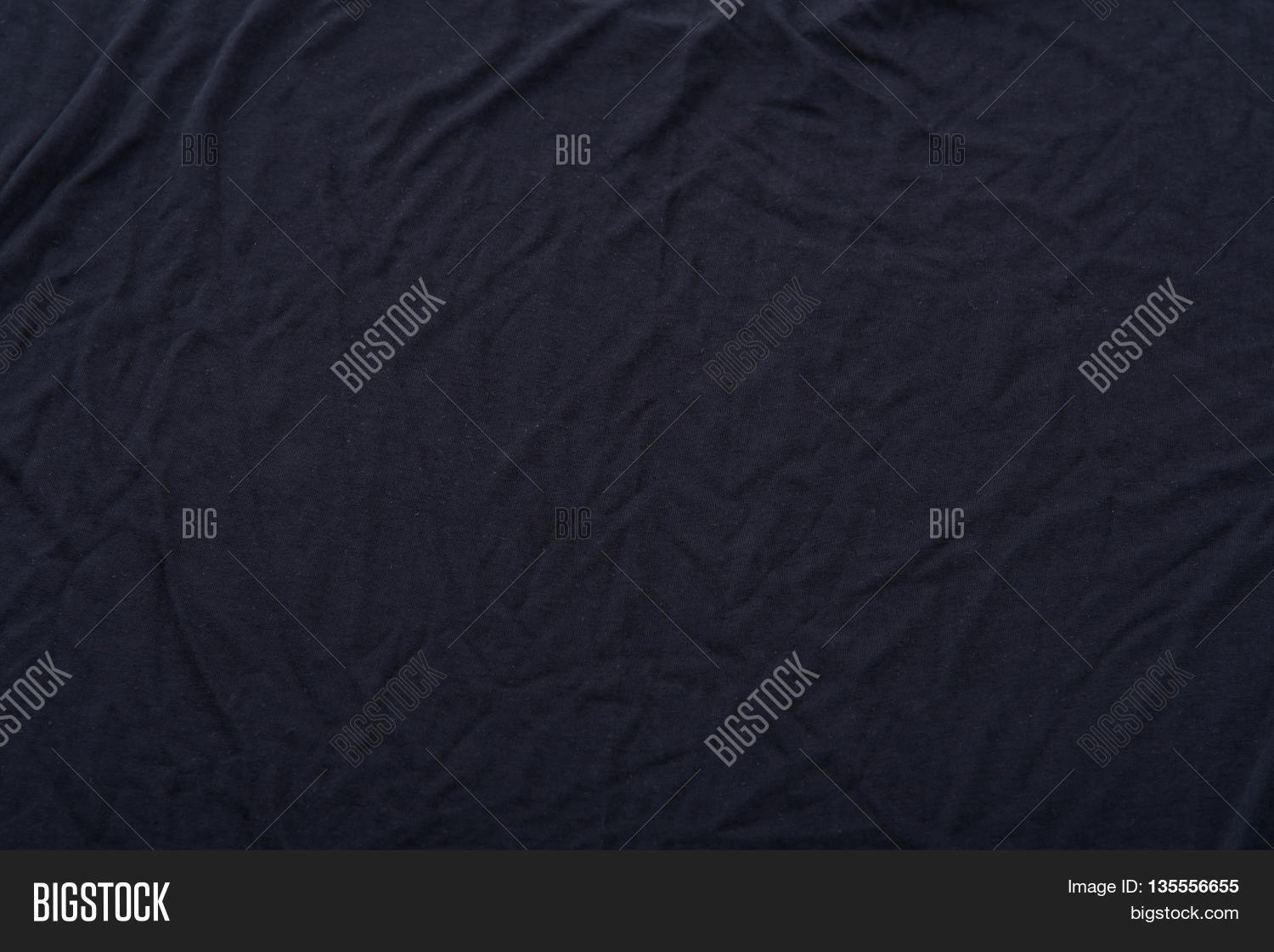 Black bed sheet texture - Close Up Of Wrinkled Black Color Fabric Bed Sheet Texture Background