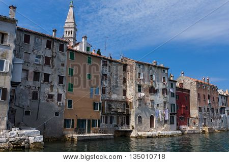 Old Town Of Rovinj