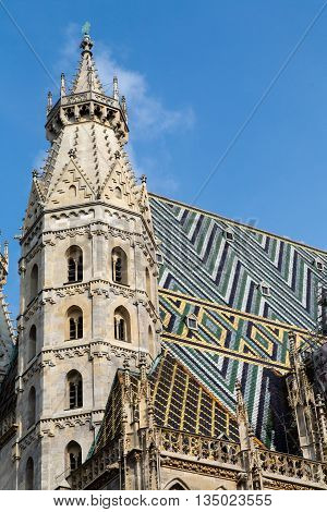 St. Stephen Cathedral Vienna