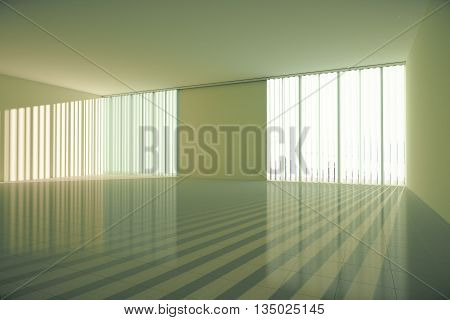 Empty Spacious Interior