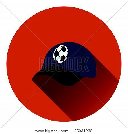 Football Fans Cap Icon