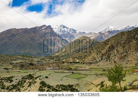 Annapurna Circuit Trek, Nepal Trekking May 2016