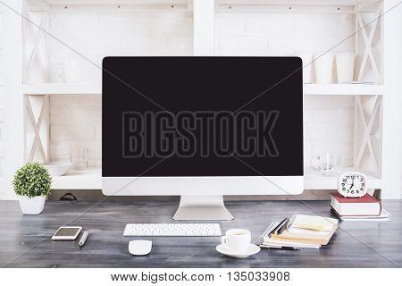 Creative Designer Workplace