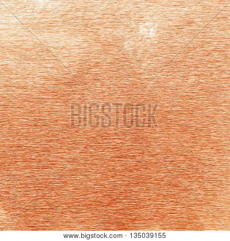 Shiny Foil Texture For Background. Rose Gold Color.
