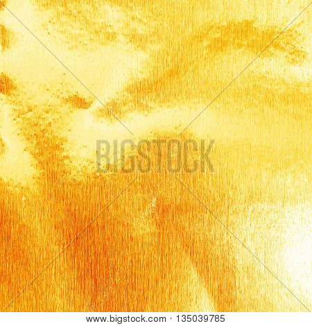 Shiny Yellow Gold Foil Texture For Background. And Shadow.