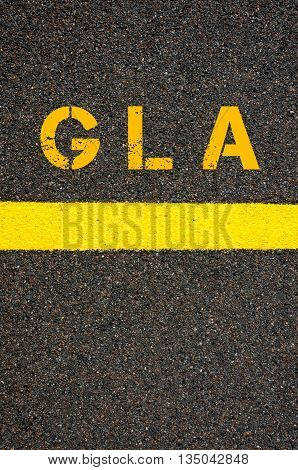 Gla Three Letters Airport Code