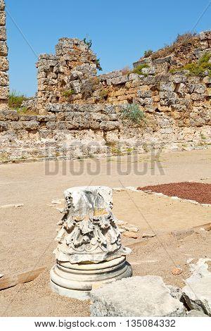 Bush Gate   Asia Greece And  Roman
