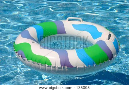 Swimming Pool Inner Tube Toy
