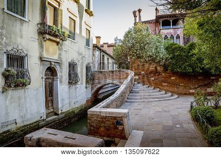 Charming place in old town of Venice Italy